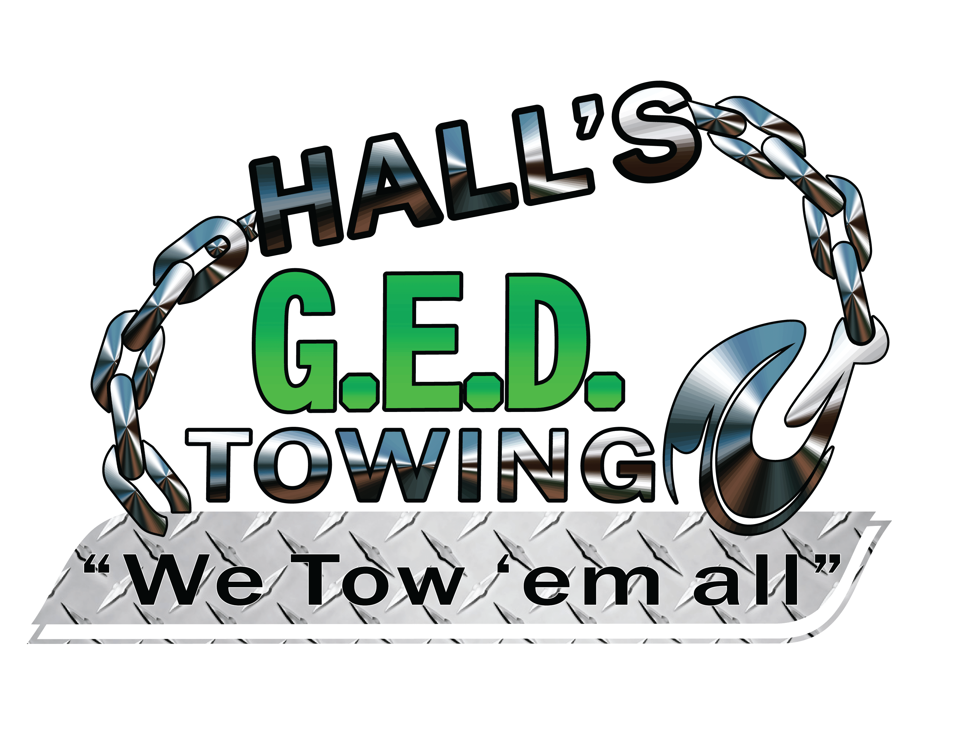 Hall's G.E.D. Towing